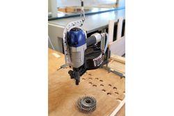 Fixx CN565S Cloueur pneumatique bardage de 32mm à 65mm