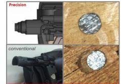 Fixx CN90L Cloueur pneumatique léger pour pointes de 50mm à 90mm