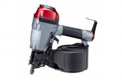 Fixx CN65 Cloueur pneumatique 15° rouleaux plastique et fils soudés de 32mm à 65mm